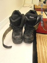 Heelside Men's Snowboard Boots US Size Men's 9 in Good Condition Pre-Owned Nice! in Huntington Beach, California