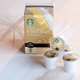 Starbucks Christmas Blonde K-Cups 12 Count Limited Time Special EXP 06/15 NIB in Huntington Beach, California