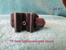 TR Gear light/accessories mount in Fort Campbell, Kentucky