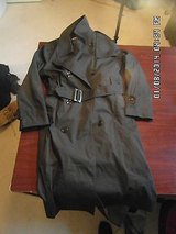 Military US Army All Weather Coat Blue Shade Women's Size 10 Regular in Huntington Beach, California