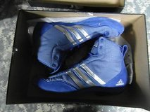 Adidas Boxing TR Sport Shoes, Size 14, Blue New  jr 864 in Huntington Beach, California