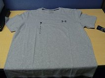 Men's Under Armour Charged Cotton Shirt Heat Gear Size L *NWT* em 113 in Fort Carson, Colorado