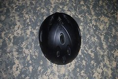 R.E.D. Black Trantrum ski/snowboard/bike Helmet DC 79 in Huntington Beach, California