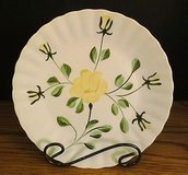 Blue Ridge Plate in Colonial Shape Sungold #2 Pattern in Chicago, Illinois