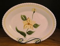 Blue Ridge Platter in Candlewick Shape Sungold #1 Pattern in Chicago, Illinois