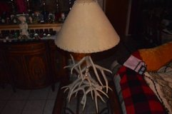 DEER ANTLER LAMP in Baytown, Texas