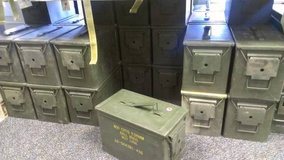 AMMO CAN'S in Colorado Springs, Colorado
