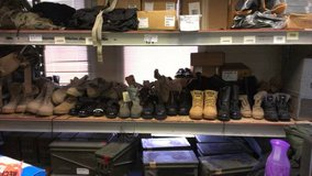 Military Boots in Colorado Springs, Colorado