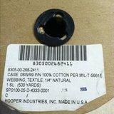 "1/4"" Cotton Webbing 500 Yard Role in Fort Carson, Colorado"