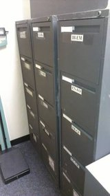 Vertical File cabinets 4&5 Drawer in Fort Carson, Colorado
