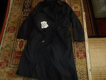 New DSCP Military Size 20/Regular Trench Coat Garrison Collection cm 228 in Huntington Beach, California