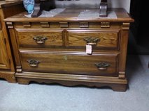wood dresser or chest.  g in Cherry Point, North Carolina