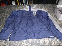 Columbia Dallas Cowboys 2 in 1 Mens Jacket Blue / Gray Size X Large ss 507 in Huntington Beach, California