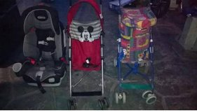 Babies Graco Car Seat and Strollers in San Diego, California