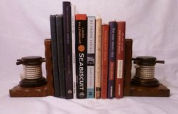 Book Ends Boat Tie Downs,  Ship Related Decor in Olympia, Washington