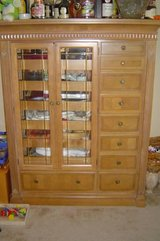 Large Armoire/Buffet Cabinet in St. Charles, Illinois