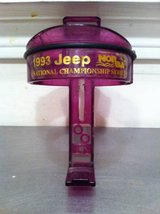 Purple Lockjaw Water Bottle Cage - 1993 Jeep NORBA Championships in Yorkville, Illinois