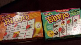 Synonym Bingo Game in Conroe, Texas