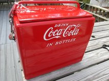 50s COCA COLA COOLER in Cherry Point, North Carolina