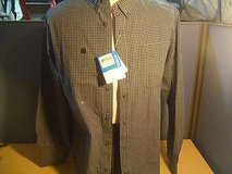 Columbia Long Sleeve Size Large Color Blue Casual/Dress Shirt New!!!!! in Fort Carson, Colorado