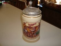 Ultra Rare USINGER'S Sausage Lidded Stein Made in Milwaukee 100 Years! in Brookfield, Wisconsin