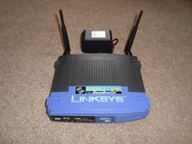 Linksys WRT54G Wireless Broadband Internet Router WiFi in Aurora, Illinois