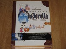 Disney Cinderella Masterpiece Box Set in Camp Pendleton, California