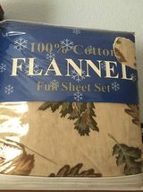 New Flannel Bed Sheets 100% Cotton in Travis AFB, California