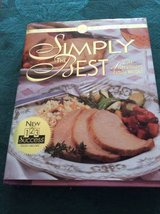 COOKBOOK - WEIGHT WATCHERS SIMPLY THE BEST in Sandwich, Illinois