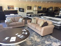 ***NEW***Serta Upholstery Sofa+Loveseat w/accent pillows in Beaufort, South Carolina
