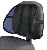 NEW mesh back lumbar support for your car seat, chair in Houston, Texas