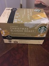 Starbucks Christmas Blonde Roast 2014 Blend Keurig K-Cups 12 Pack Fresh! K Cups in Huntington Beach, California