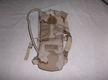 Camelbak Maximum Gear 70 OZ Hydration Pack Cordura Desert Camo 8242 in Huntington Beach, California
