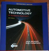 ** Automotive Technology: A Systems Approach: 6th Edition in Alvin, Texas