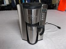 Starbucks Coffee Maker Barista Aroma Solo Single Cup W Thermal Mug 8328 in Huntington Beach, California