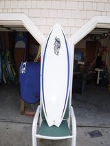 Surfboard> 5'10 PERFECTION FISH EPOXY in Wilmington, North Carolina