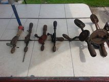 VINTAGE EGGBEATER DRILLS in Baytown, Texas