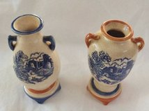 VASE SS Made in Ocuppied Japan 2 small Vases, delicate in Olympia, Washington