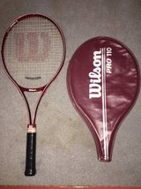 Wilson Pro 110 Tennis Racket in Elizabethtown, Kentucky