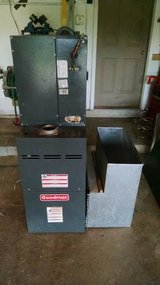 90,000 BTU GoodMan Furnace OBO in Glendale Heights, Illinois