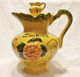 DEFOREST PITCHER COOKIE JAR 1965 Vintage Collectable USA in Olympia, Washington