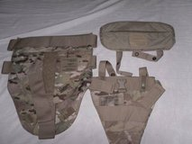 Daps, groin, lower back protector IOTV multicam RS 7020 in Huntington Beach, California
