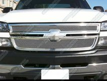 2003 to 2006 chevy truck Hd mesh grill insert in The Woodlands, Texas