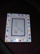 Hand Print WOOD FRAME for baby in Cherry Point, North Carolina