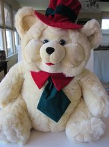 Large Stuffed Christmas Bears in Algonquin, Illinois