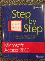 Microsoft Access 2013 Step by Step in Lockport, Illinois