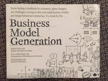 Business Model Generation: A Handbook for Visionaries, Game Changers, in Lockport, Illinois
