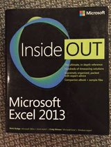 Microsoft Excel 2013 Inside Out in Aurora, Illinois