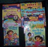 9 dora books 1 dora's storytime collection 7 stories in one book + 8 more books in Alamogordo, New Mexico