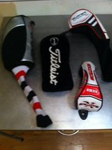 Taylor Made, Titleist, Tour Exotics Golf Club Head Covers in Bartlett, Illinois